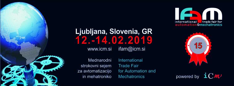 Obisk sejma IFAM v Ljubljani