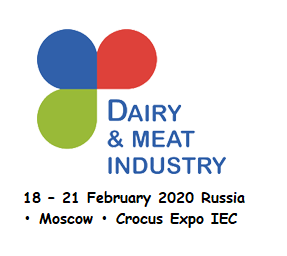 International exhibition of equipment and technologies for dairy production •  Russia • Moscow