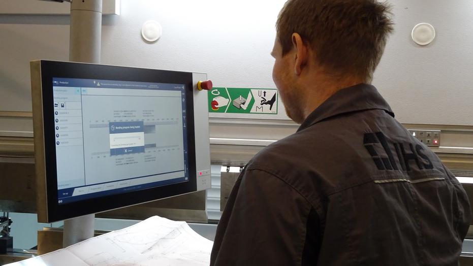 KLJUČAVNIČAR – operater na CNC upogibnem stroju m/ž