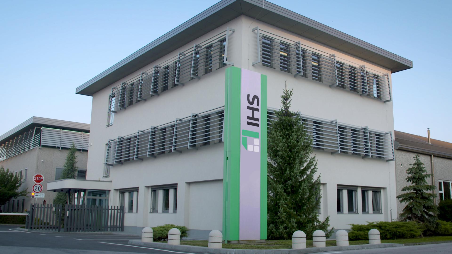 i.H.S. history