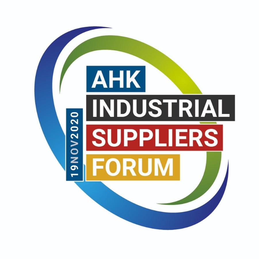 AHK Industrial Suppliers Forum 2020